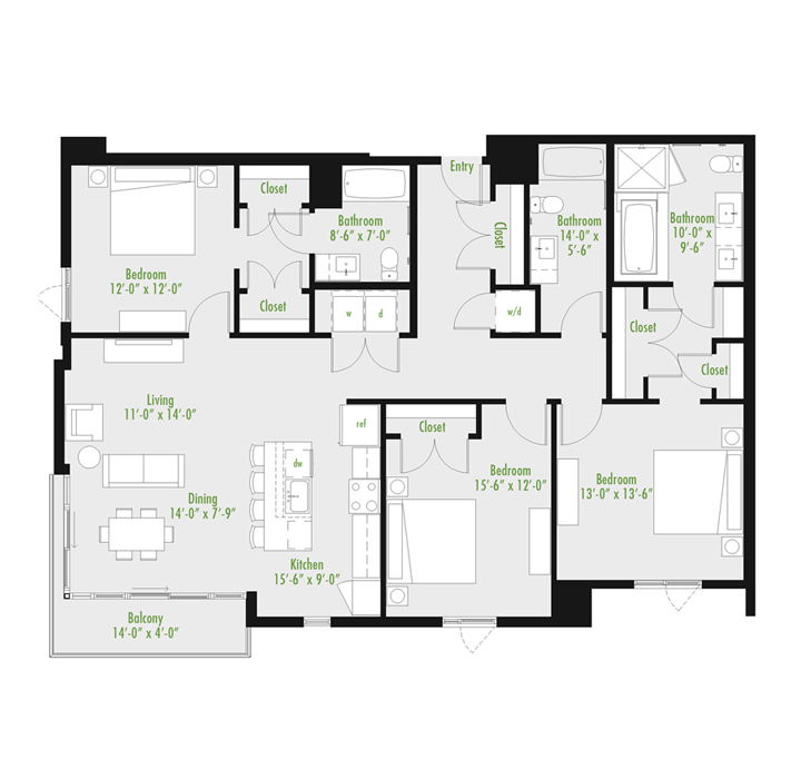 "Plan A | 3 Bedroom Flat | 3 bath | 1,497-1,799 SF"" width=""720"" height=""700"" srcset=""https://www.misoraluxuryapts.com/wp-content/uploads/2016/02/Misora-Project_3B-A-2.jpg 720w, https://www.misoraluxuryapts.com/wp-content/uploads/2016/02/Misora-Project_3B-A-2-300x292.jpg 300w"" sizes=""(max-width: 720px) 100vw, 720px"" /><br /> </div> <div class=""su-tabs-pane su-u-clearfix su-u-trim"" data-title=""Plan B""> <h5>3 Bedroom Flat 